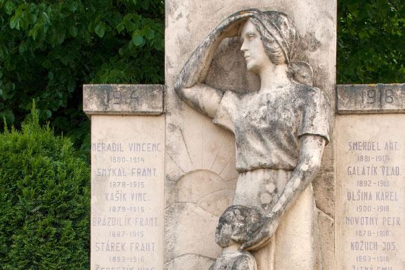 Pomník obětem I. sv. v.