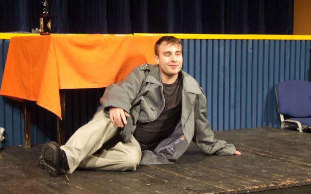 Divadelní představení: Homeless