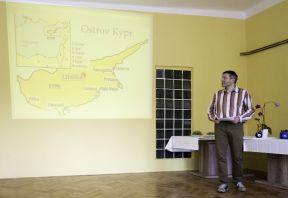 Kypr: ostrov svatých