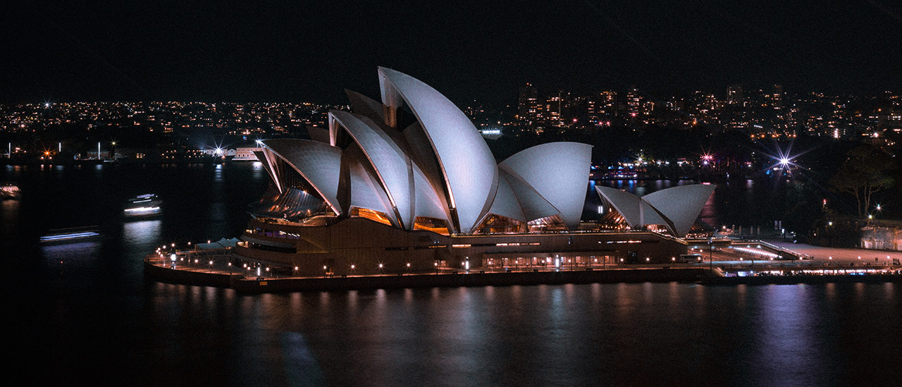 Austrálie: cestopisná přednáška