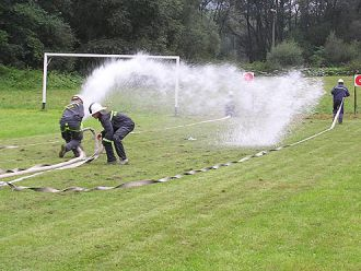 3. ročník soutěže hasičů