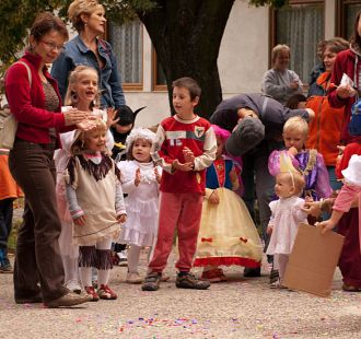 Karnevalové odpoledne