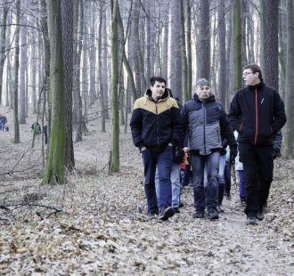 Silvestrovská procházka