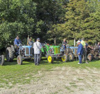 7. ročník setkání historických strojů