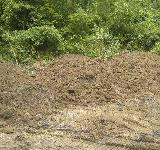 Zemní práce, kopce, voda a plyn