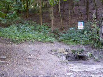 Bělovská studánka