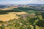 Letecké snímky obce, léto '19