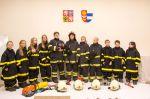 Mladí hasiči