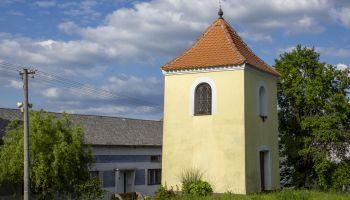 Bělovská zvonice, '20