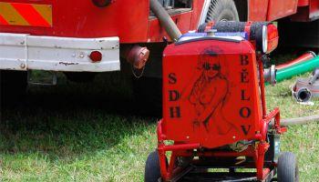 5. ročník soutěže hasičů
