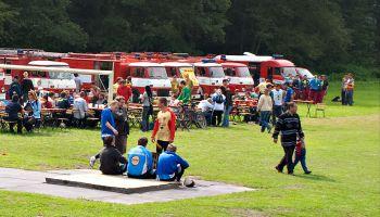 7. ročník soutěže hasičů