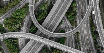 Křižovatka pod Pohořelicemi bude přibližně pět měsíců uzavřena