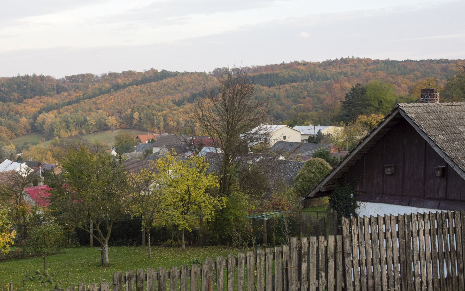 Obec, kde se pracuje