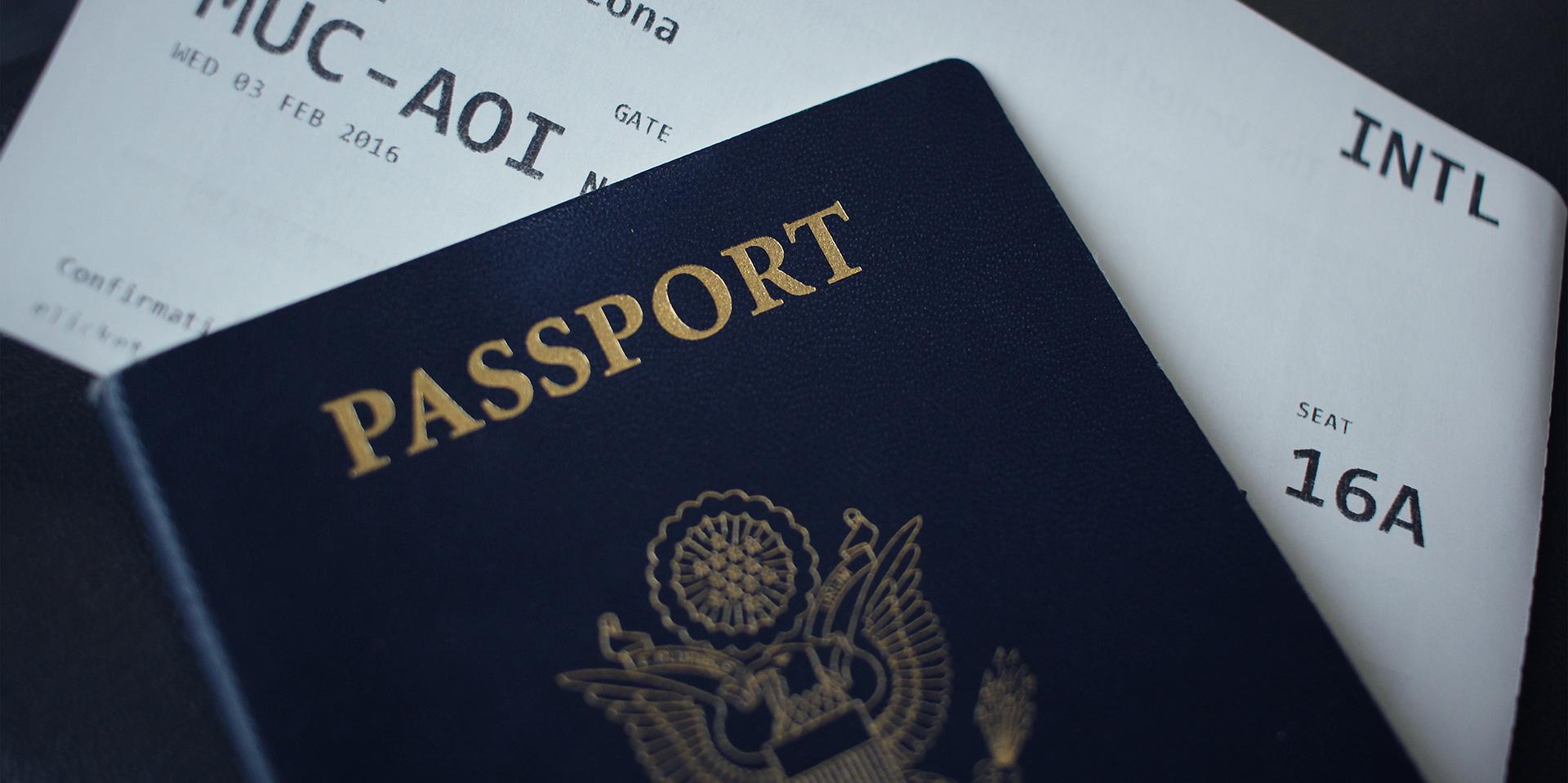 Cestovní doklady