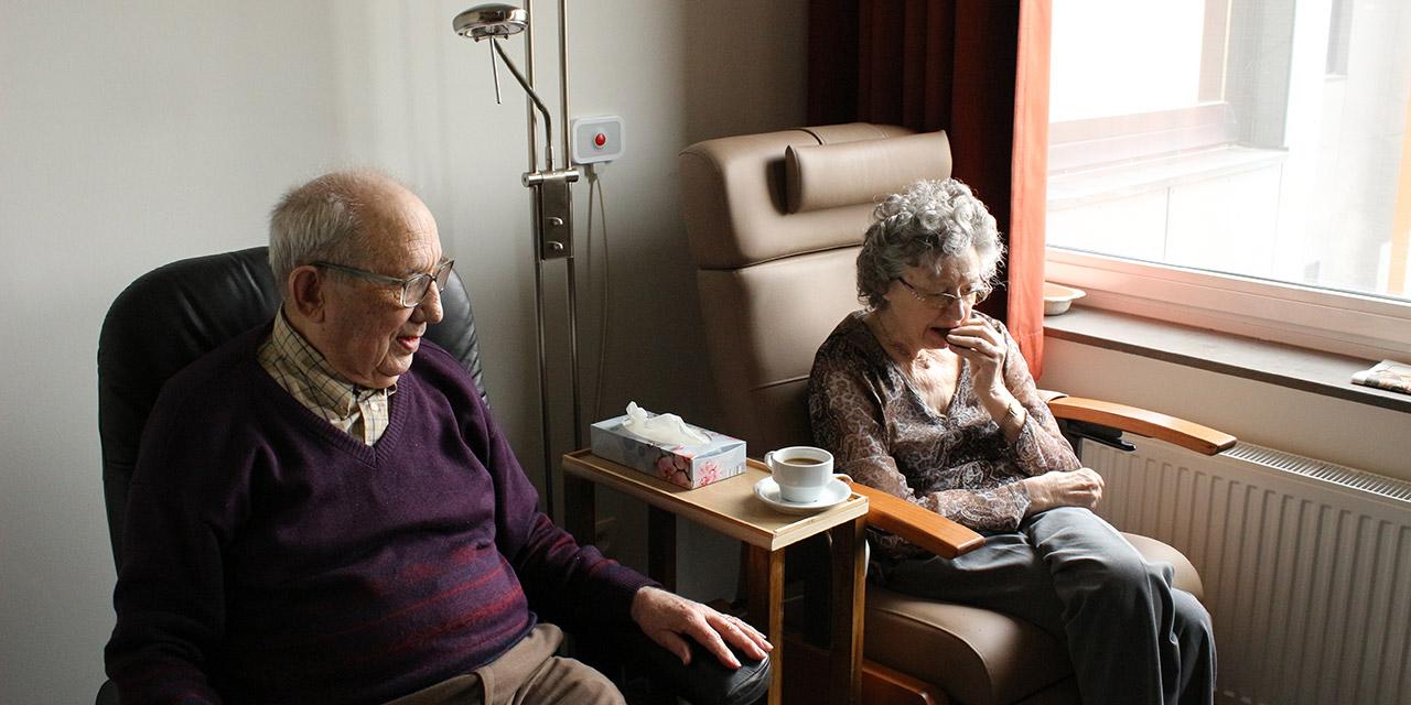 Včelka: senior care