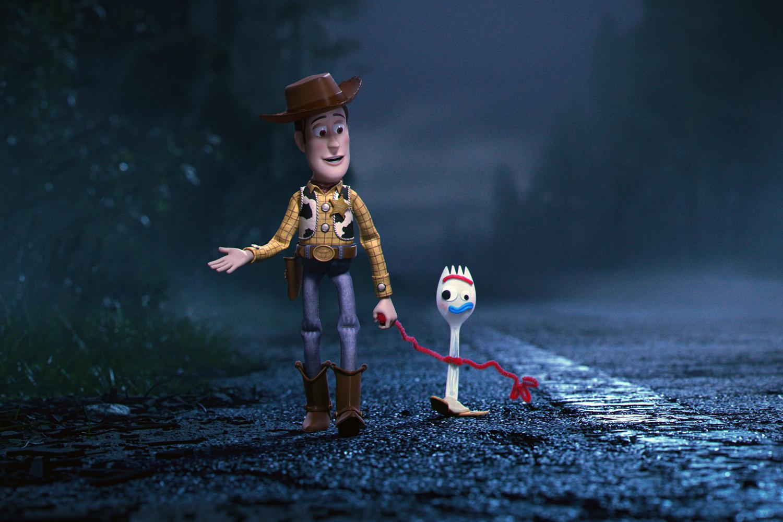 Film: Toy Story 4: Příběh hraček