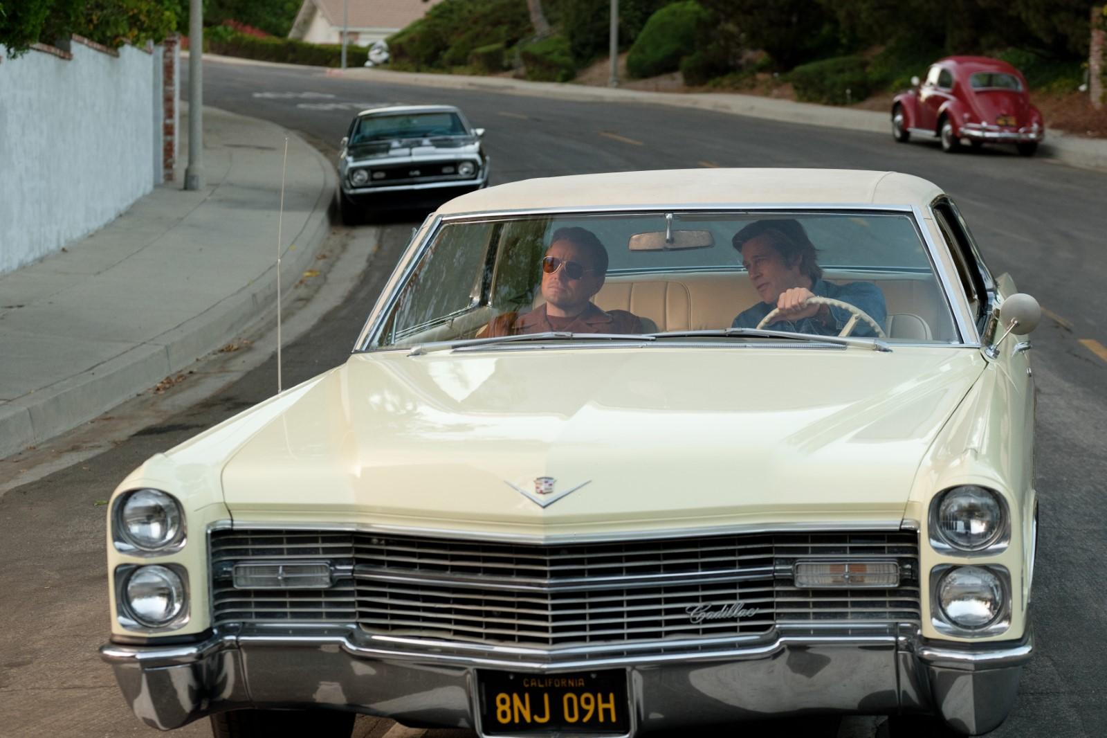 Film: Tenkrát v Hollywoodu