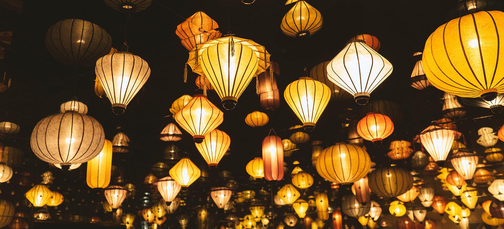 Pozvánka: Lampionový průvod