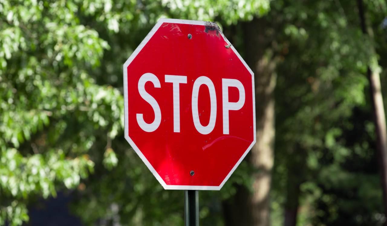 Oznámení: uzavření místní komunikace