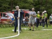 1. kolo požárního sportu